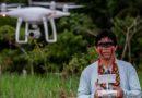 corso di formazione per comunità indigene per usare i droni