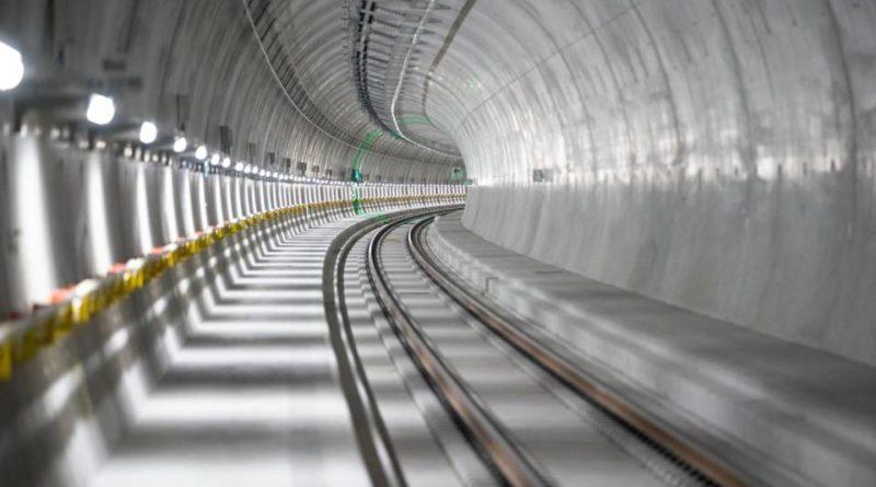 Alptransit, tunnel di base del Ceneri