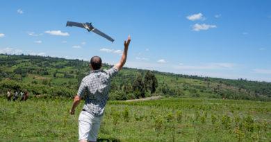 Analizzare la deforestazione tramite l'utilizzo di droni