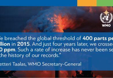 Nuovi limiti dei gas serra nonostante il lockdown