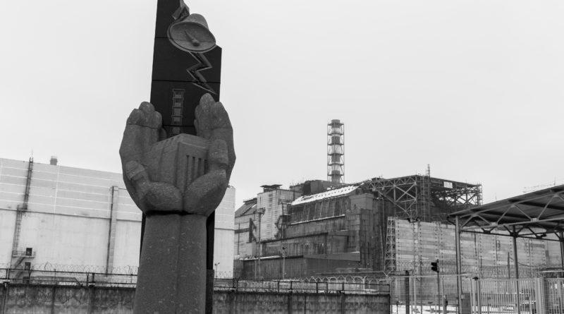 Centrale nucleare di Chernobyl (2014) © Marco Cortesi