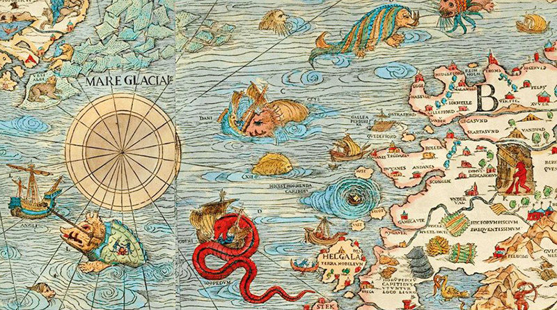 Jerry Brotton - La storia del mondo in dodici mappe