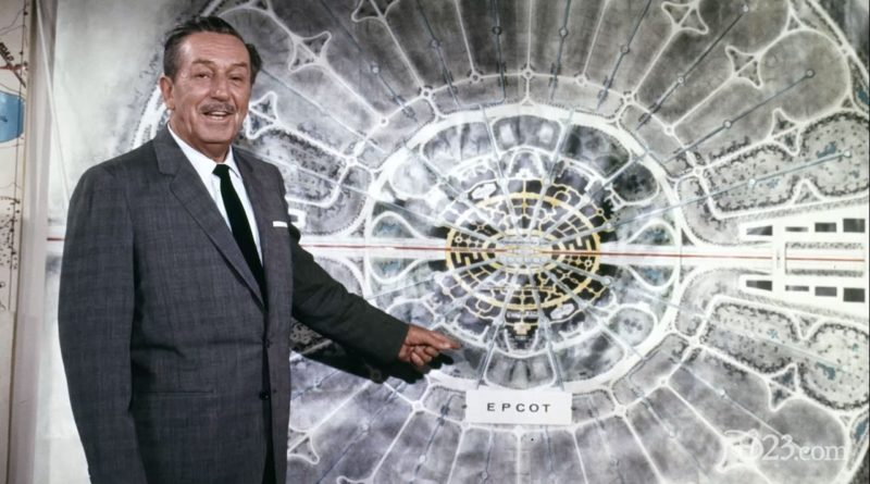 Walt Disney presenta EPCOT